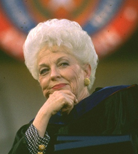 Governor Ann Richards worked to increase the opportunities for women and minorities in Texas. In 2007, the Ann Richards School for Young Women Leaders opened in Austin.