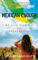 Book cover for Mexican Enough.