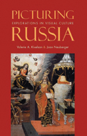 Book cover for Visualizing Russia's History.