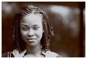 Jemima Pierre, assistant professor of anthropology and native of Part-au-Prince.