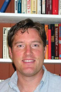 Assistant Professor Zachary Elkins