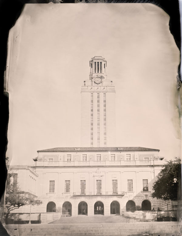 UT Tower and Main Building