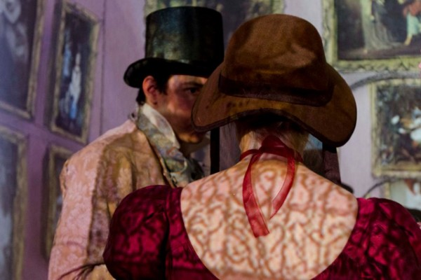 Virtual Gallery Reconstructs Art Exhibit Attended by Novelist Jane Austen