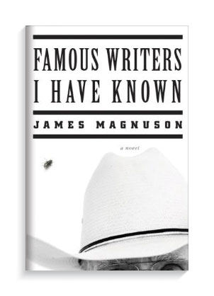 Famous Writers I Have Known book cover.
