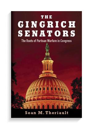 The Gingrich Senators book cover.