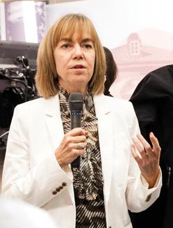 Professor Janet Ellzey