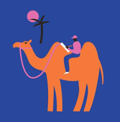 Journeys_camel
