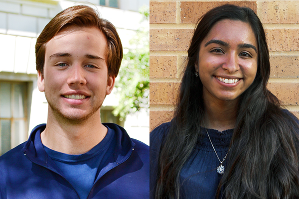 Bright Futures: Q&A with the 2016-17 Larry Temple Scholars