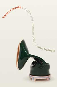 Book cover for Word of Mouth: Gossip and American Poetry.