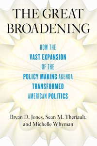 Book cover for The Great Broadening.