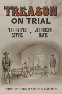 Book cover for Treason on Trial.