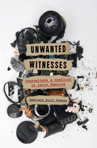 Book cover for Unwanted Witnesses.