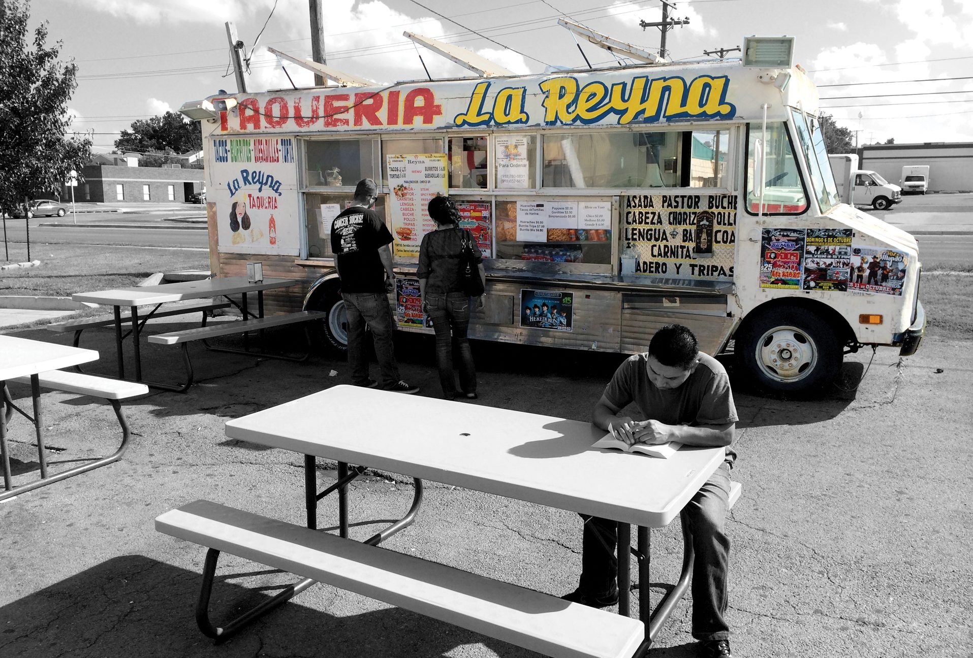 The Taco Truck Author Takes His Research To The Streets