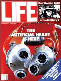 1981 cover of Life Magazine
