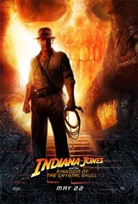 Indiana Jones poster.