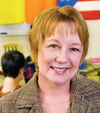 Mary Diehl is Associate Director of the UTeach-Liberal Arts program