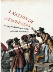 cover of A Nation of Speachifiers