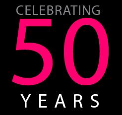 """""""celebrating 50 years"""""""