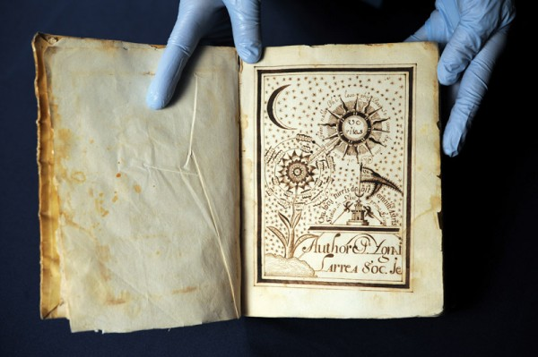 Peruvian manuscript