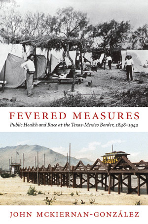 Mckiernan-Gonzalez publishes Fevered Measures