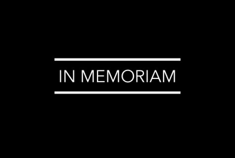 "graphic stating ""in memorium"""