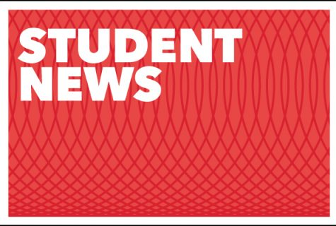 Student News header