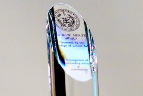 Pro Bene award