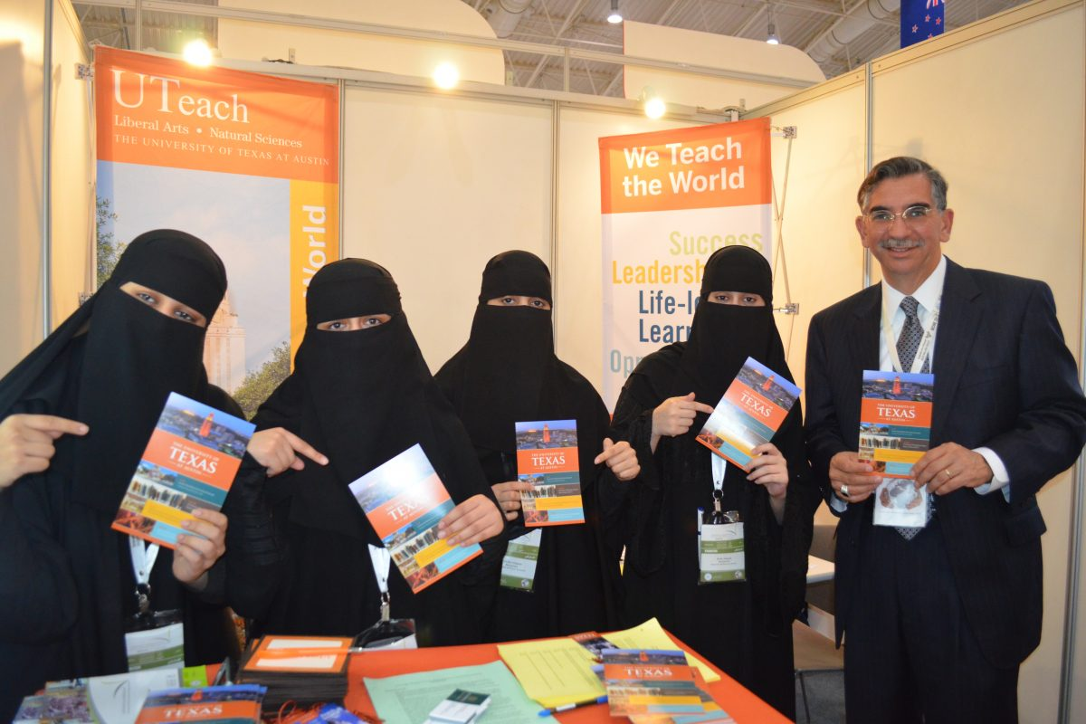 UT Global Initiative to Forge New Partnership at London Conference