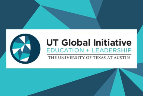 UT Global Initiative poster header