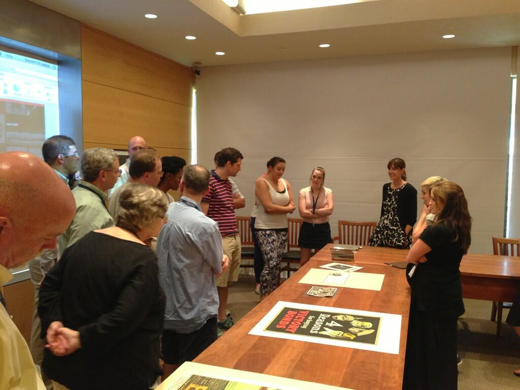 K-12 Teachers Enhance History Curriculum, Gather New Research at Gilder Lehrman Seminar