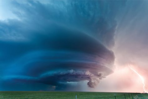 Funnel cloud. Photo by Minerva Studio Fotolia.