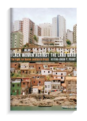Black Women Against the Land Grab book cover.