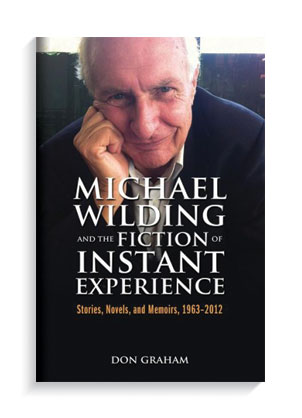 Michael Wilding book cover.