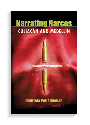 Narrating Narcos book cover.