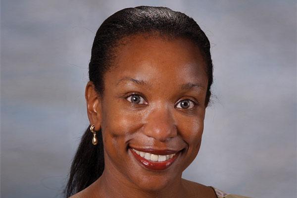 Photo of Dr. Vivian H. Porche.