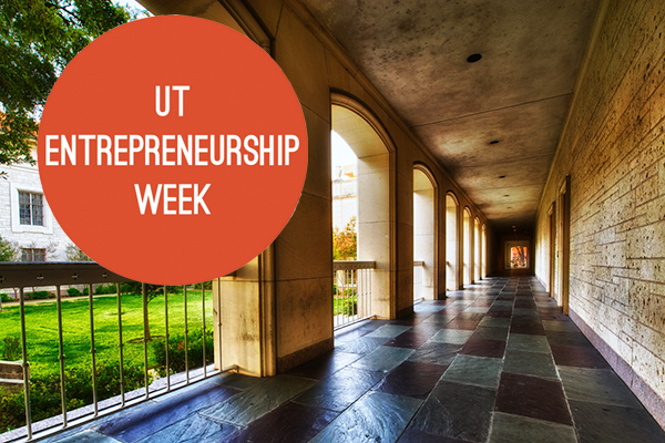 UT Entrepreneurship Week