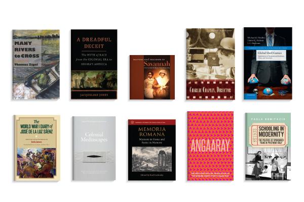 Books of spring 2014