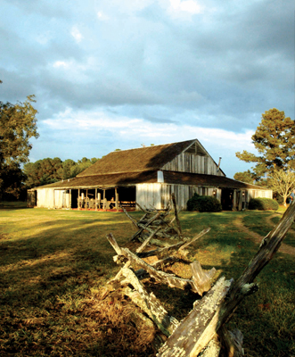 The Barn, Winedale, Texas.