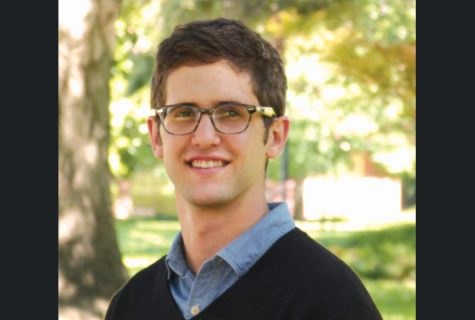 John Russell Beaumont, a Plan II and architecture graduate, has been awarded a Marshall Scholarship, one of the most coveted study abroad scholarships available.