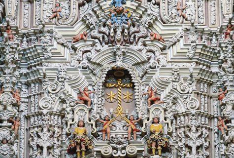 Facade of the Seven Princes