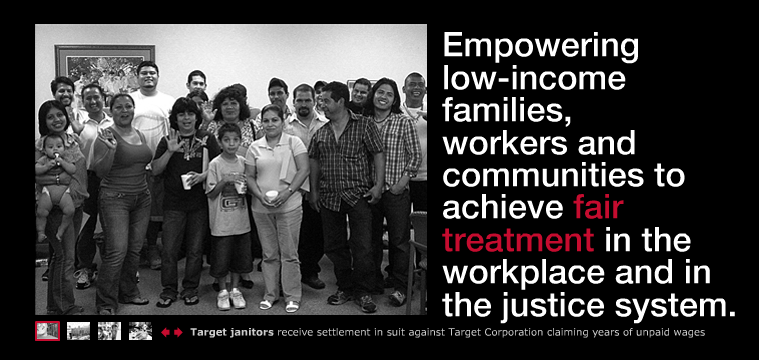 From the Equal Justice Center's website.