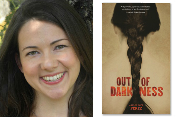 A Q&A with English Alumna Ashley Hope Pérez, Author of 'Out of Darkness'