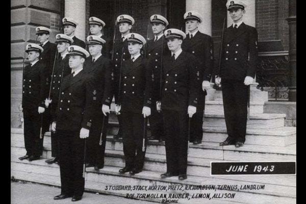 Navy ROTC Celebrates 75 Years
