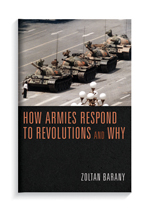Book cover for How Armies Respond to Revolutions and Why.