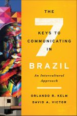 Book cover for The Seven Keys to Communicating in Brazil: An Intercultural Approach.