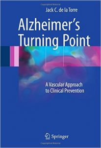 Book cover for Alzheimer's Turning Point: A Vascular Approach to Clinical Prevention.