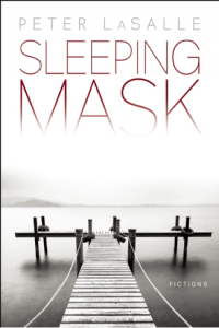 Book cover for Sleeping Mask: Fictions.