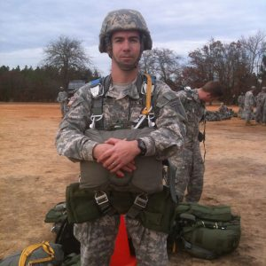 Pitchford was stationed as a soldier in the A CO 8th MISB 4th MISB (Military Information Support Group) at Fort Bragg, North Carolina.