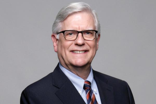 Portrait of Dean Randy Diehl.