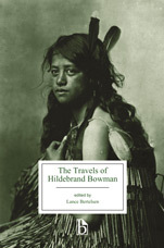 Book cover for The Travels of Hildebrand Bowman.